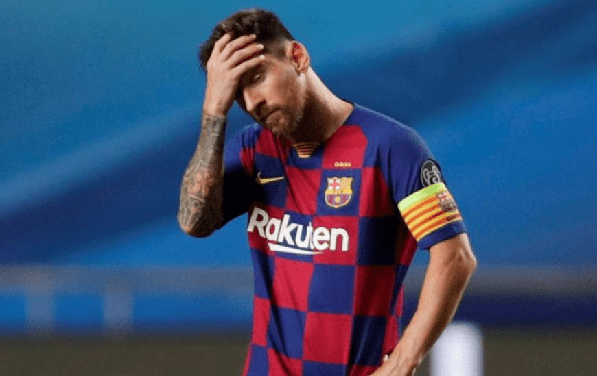 Messi Stay at Barca
