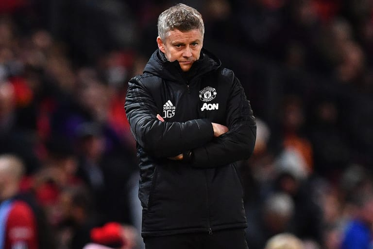 United's manager isn't their problem