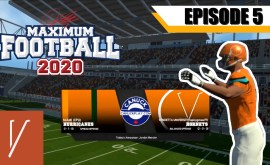 Maximum Football 20 College Dynasty