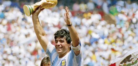 Soccer world lost a legend