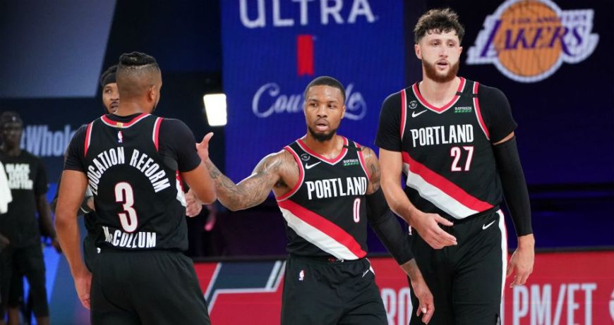 Portland Trail Blazers offseason
