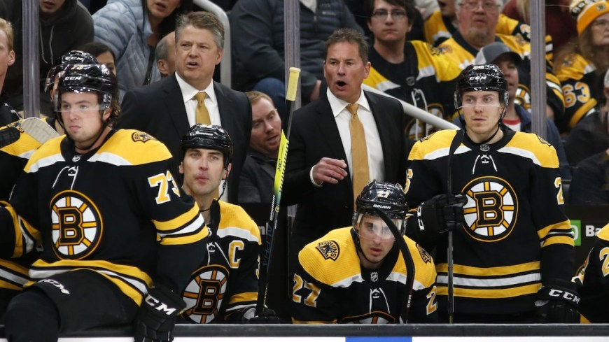 2021 Boston Bruins