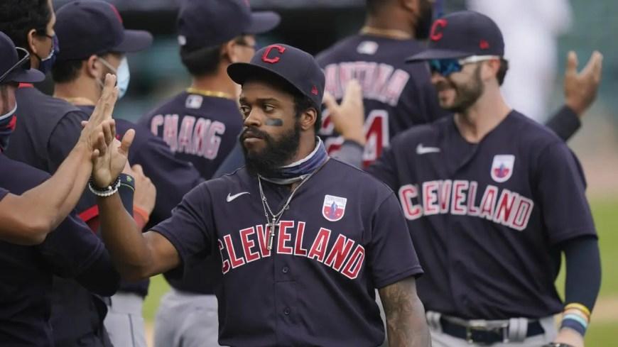 Cleveland Baseball Team