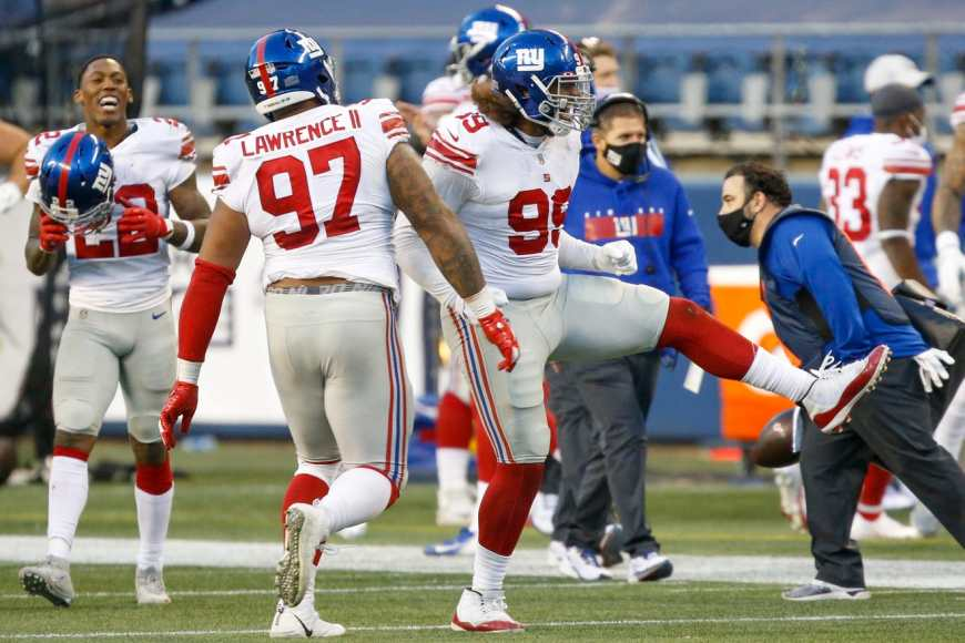 Nobody wants to play the New York Giants