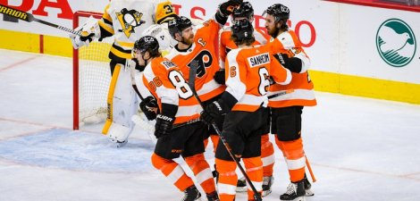 Penguins vs. Flyers (1/13/21)