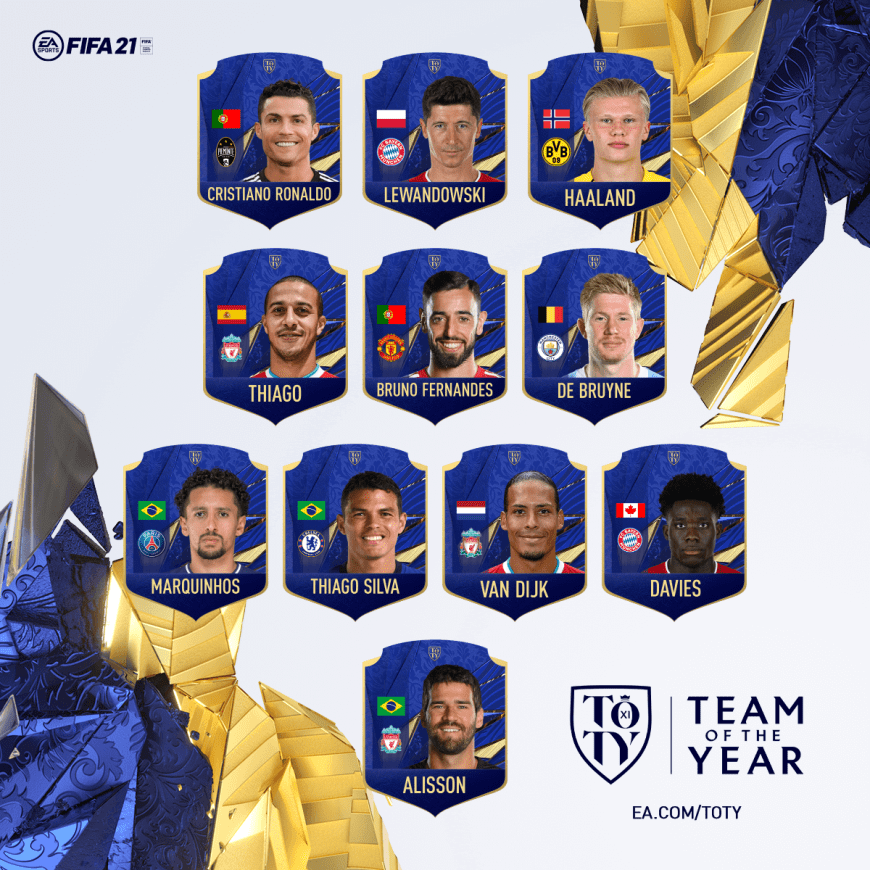 FIFA 21 Team Of The Year: Vendetta Roundtable