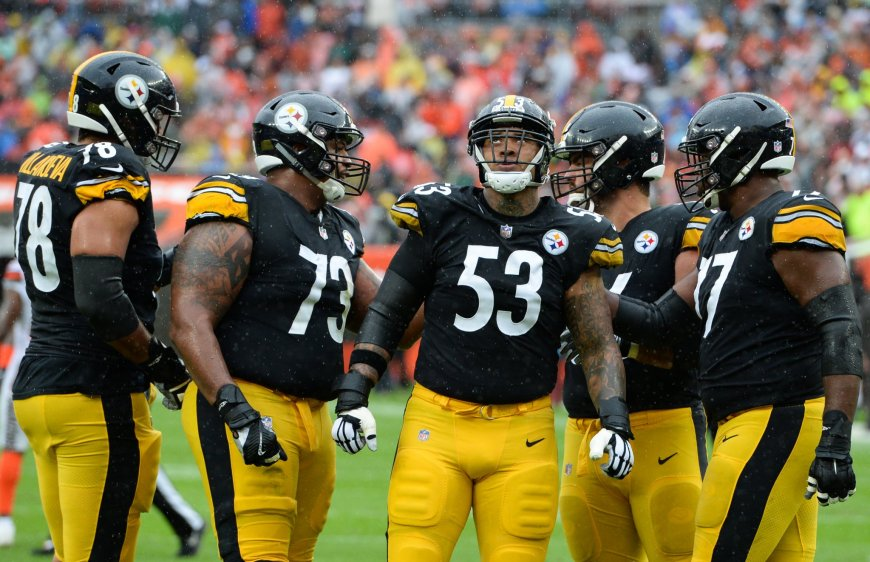 Steelers Offensive Line