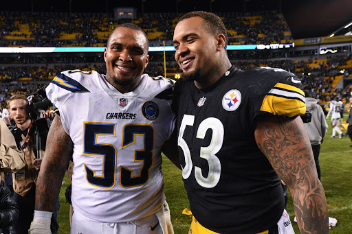 Pouncey Brothers Retire