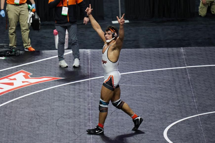 NCAA Wrestling Semifinals Recap