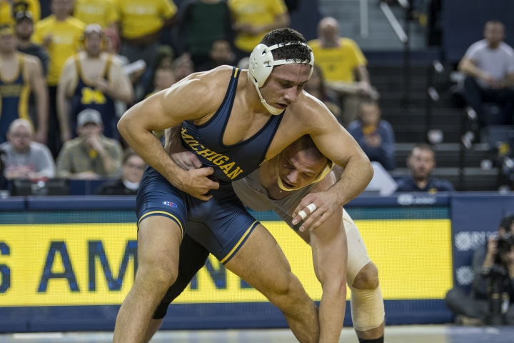 NCAA Wrestling 197 Preview