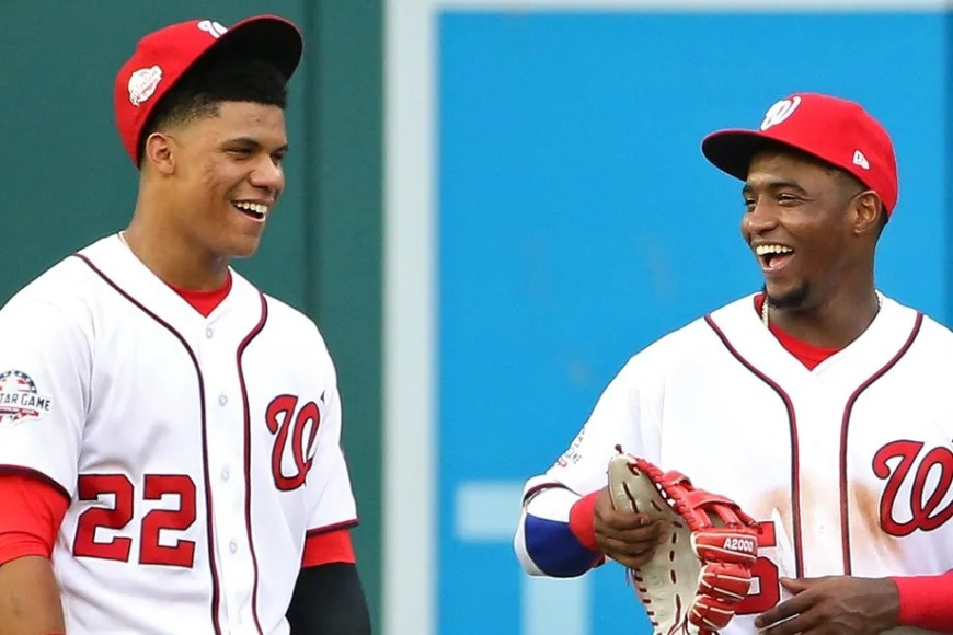 Nats Outfield