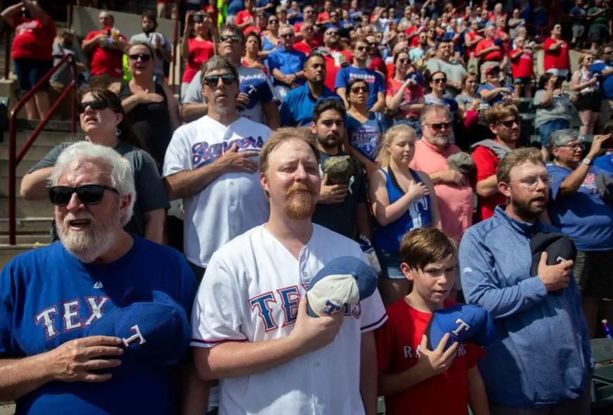 Texas Ballparks
