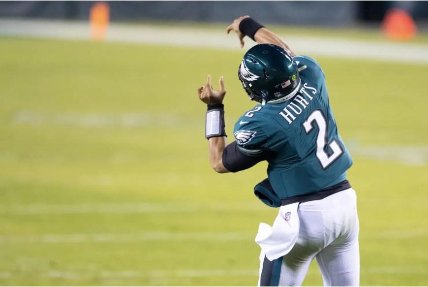 Eagles Unsure Jalen Hurts