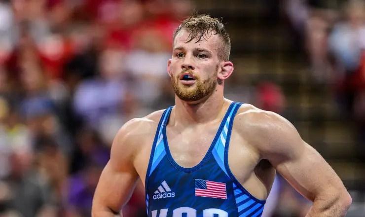 USA Wrestling Seeds 86kg