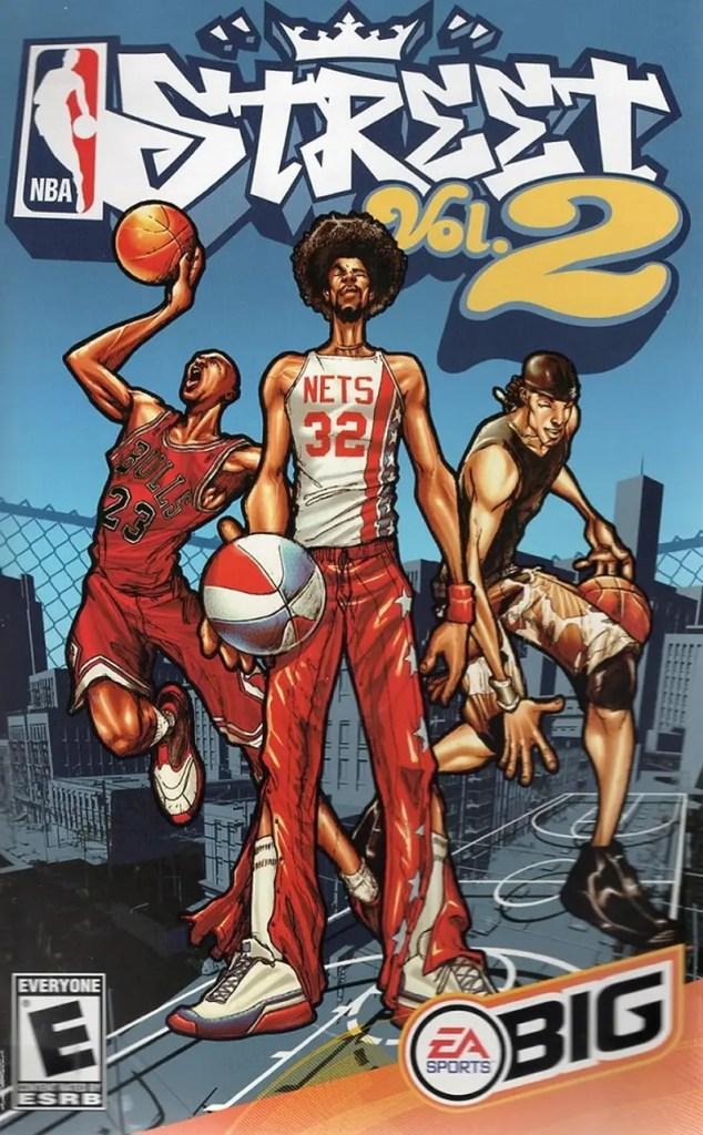 NBA Street Vol 2