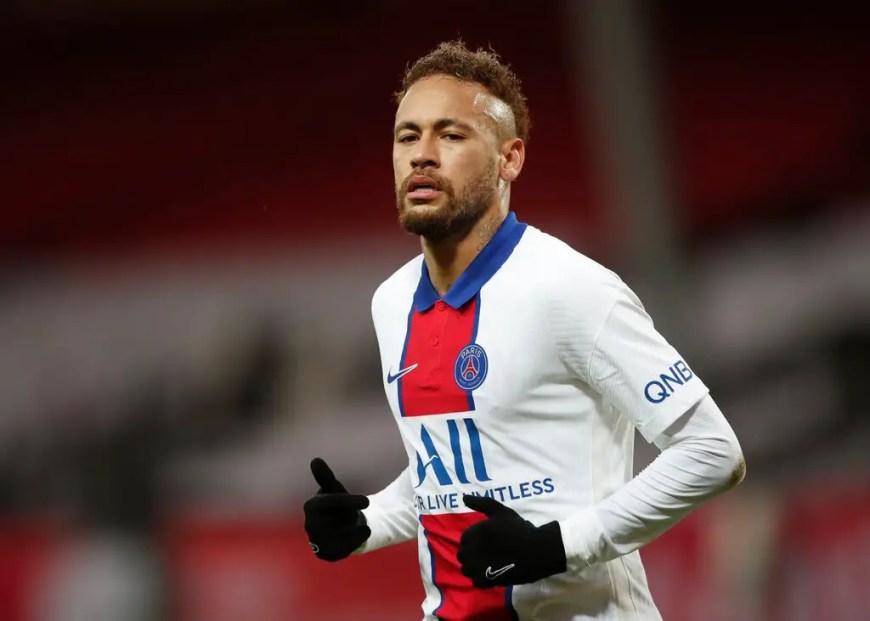 Neymar Nike Split