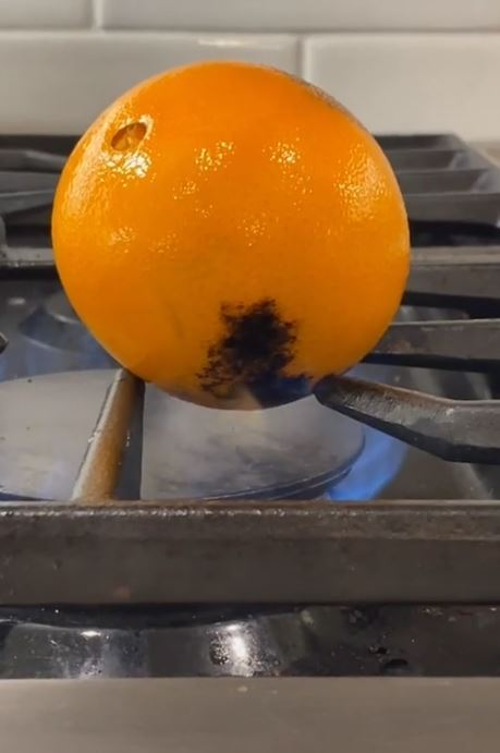 Blackened Oranges Could Be The Key To Taking Your Taste Back From COVID.