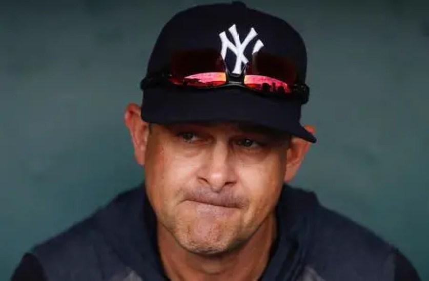 Yankees Struggles