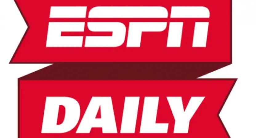 ESPN Daily Newsletter