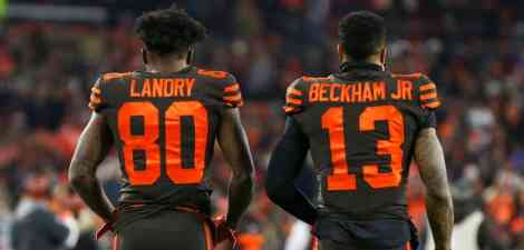 Browns Receivers