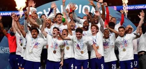 USMNT Nations League won