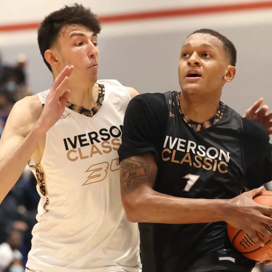 Five Freshmen College Basketball