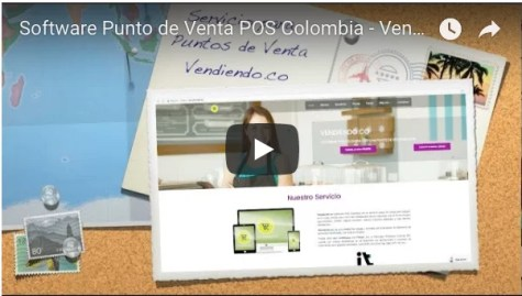 Vendiendo.co Software POS en la nube
