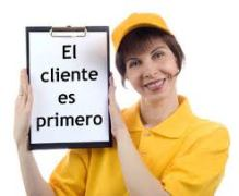 Atención al cliente con PQR