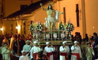 Semana Mayor en Popayán