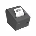 Impresora térmica Epson tmt 88v usb serial negra