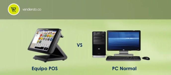 Equipos para Punto de Venta vs Computadores Bogota Colombia