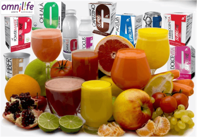 Nutrición con Omnilife