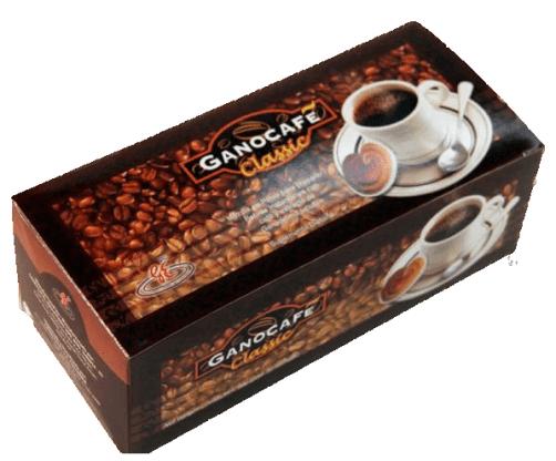 Ganocafe classic - Café con Ganoderma