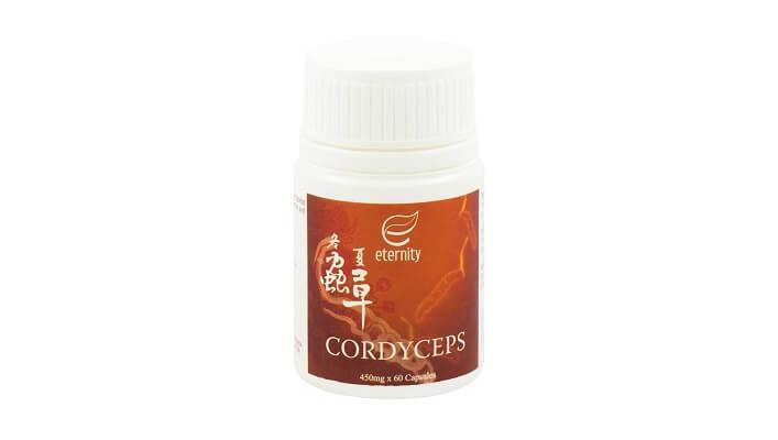 Capsulas Eternity Cordyceps Productos Gano Excel