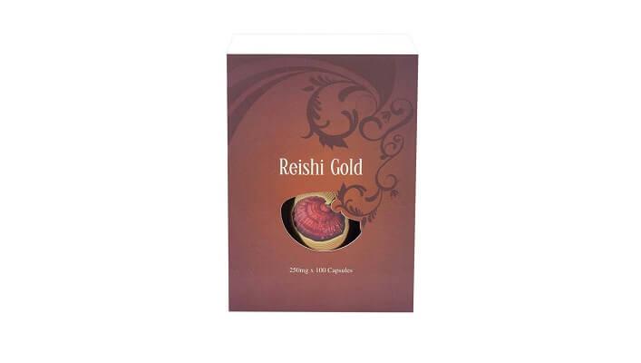 Capsulas Reishi Gold Productos Gano Excel