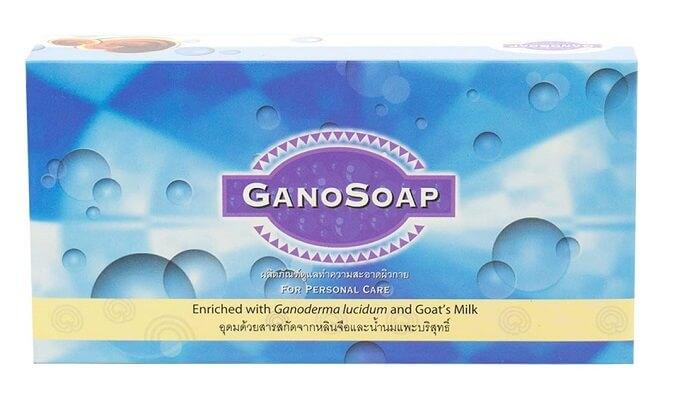 Gano Soap productos gano excel