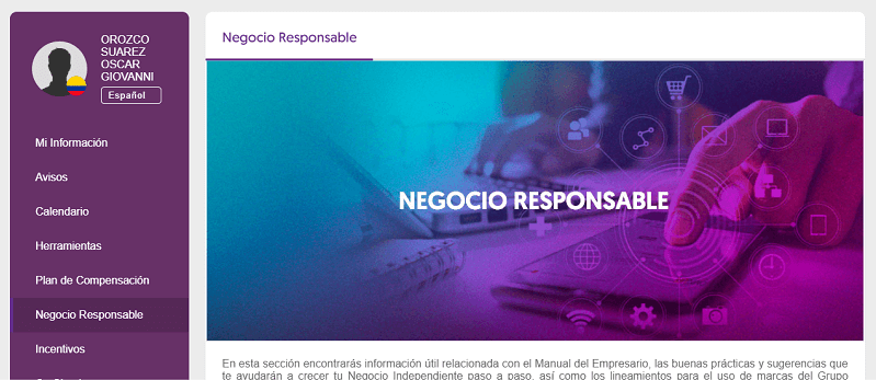 Manual del empresario Omnilife