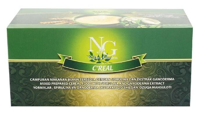 Noble-Garden-Creal productos gano excel