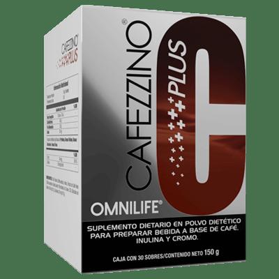cafezzino plus productos omnilife Argentina