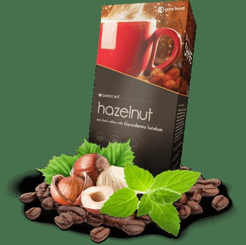 Ganocafe hazelnut productos gano excel usa estados unidos