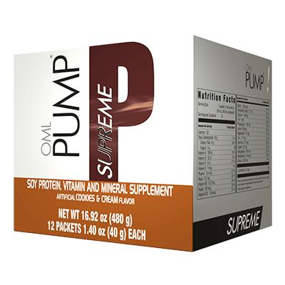 oml pump supreme