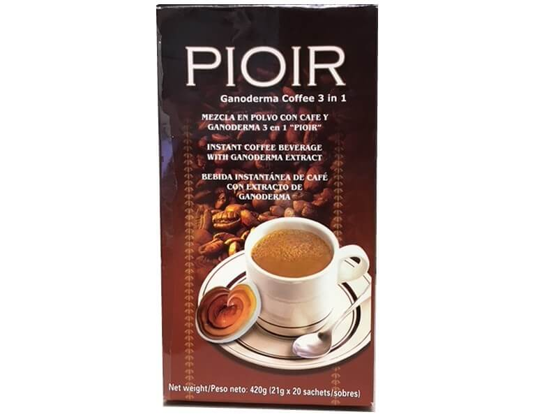 pioir ganoderma coffee 3 in 1 productos gano itouch Bolivia- gano excel