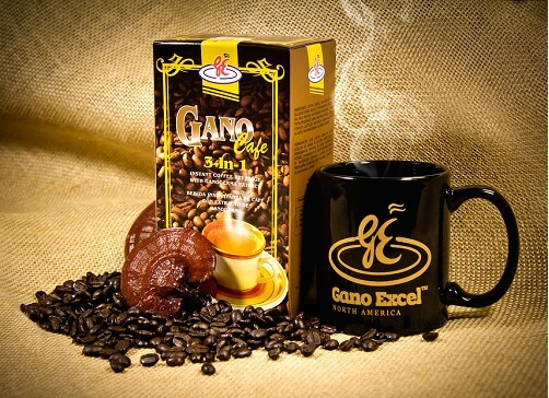 GANO CAFE 3 EN 1 de Gano Excel PIOIR GANODERMA COFFEE 3 IN 1