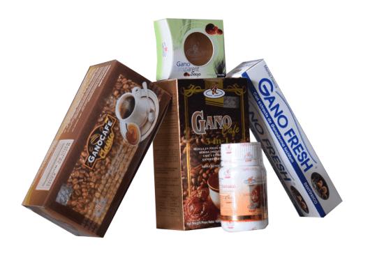Productos Gano Excel con Ganoderma Lucidum - mejorar el rendimiento sexual con ganoderma