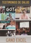 Testimonios de Salud con Gano Excel / iTouch  - Gano Café Ganoderma
