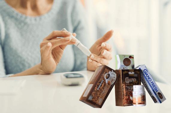 Ganoderma para la diabetes