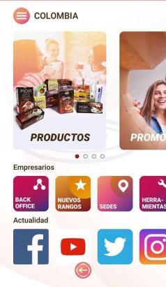 Nueva App Gano Excel / iTouch 2019