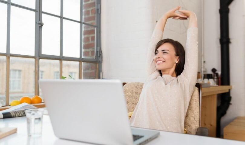 pausas activas para seguir siendo productivos