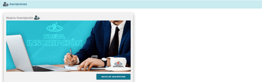 Inicio Nueva Inscripción Gano Excel Colombia