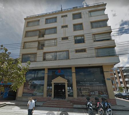 Gano Excel Bogotá Cedritos